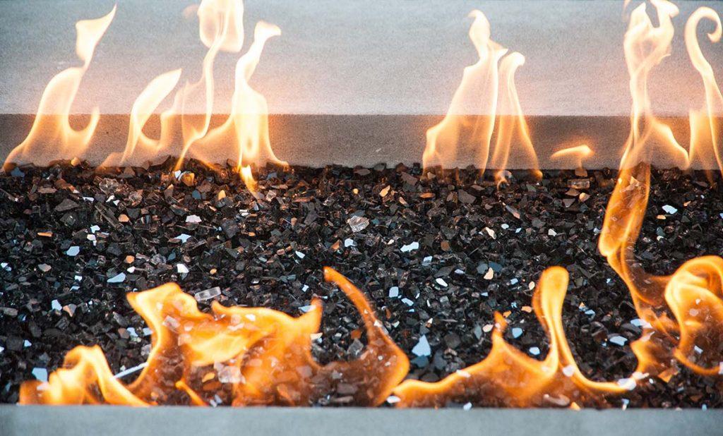 Celestial Fireplace
